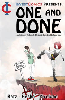 InvestComics Presents One & Done cover