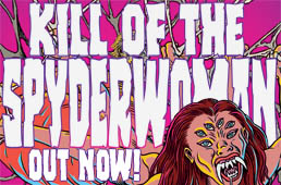 Kill of the Spyderwoman graphic novel