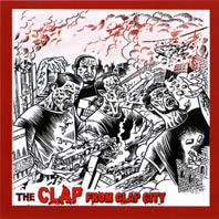 The Clap from Clap City CD by The Clap