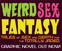 Weird Sex Fantasy Graphic Novel